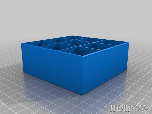 工具箱 3D模型  图2