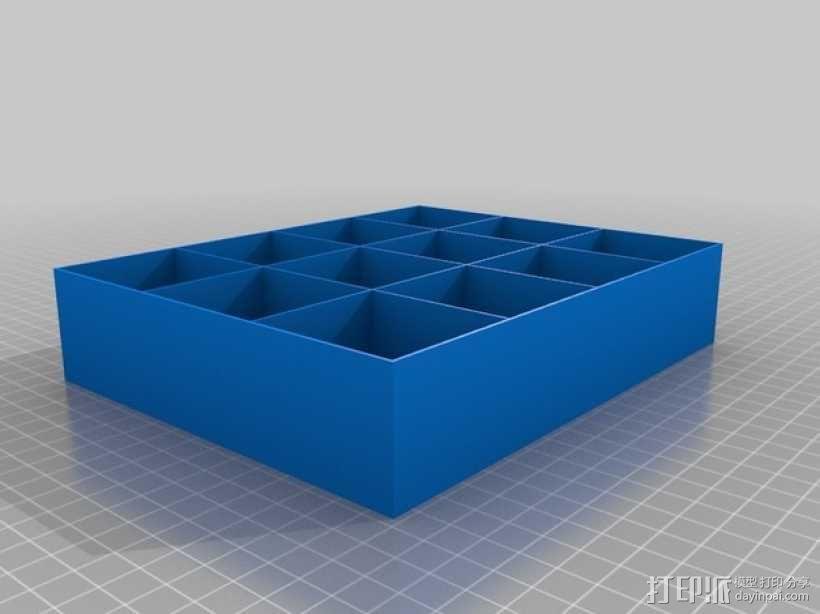工具箱 3D模型  图1