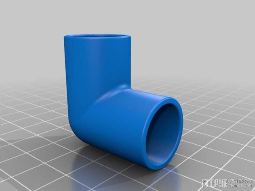 机械配件  3D模型  图2