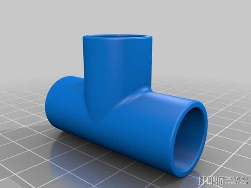 机械配件  3D模型  图3