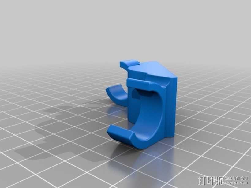 机械配件  3D模型  图4