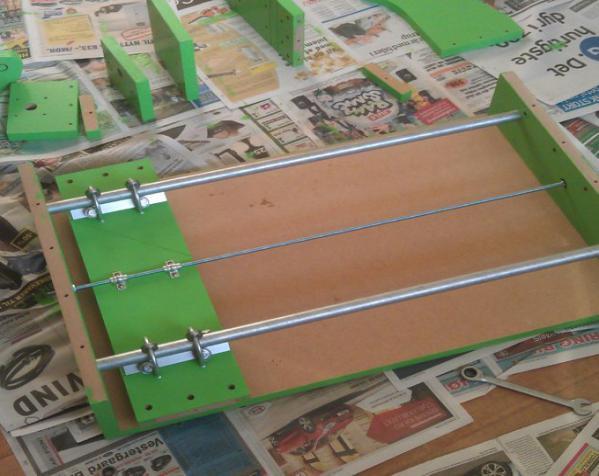 数控机床 3D模型  图8