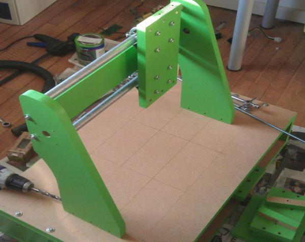 数控机床 3D模型  图9
