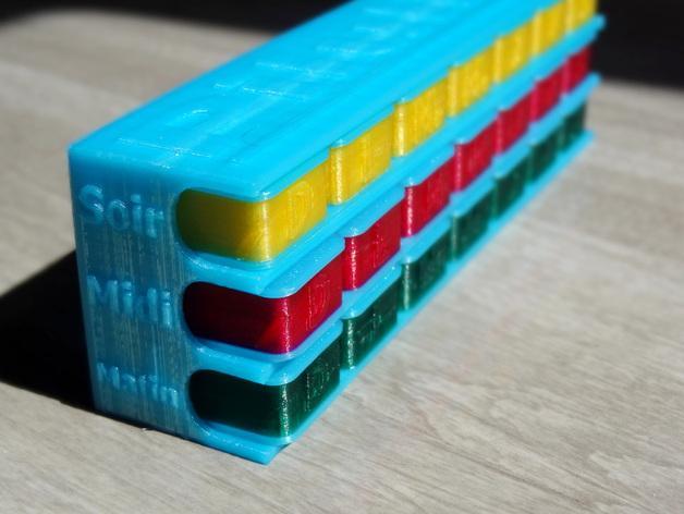 药丸盒 3D模型  图6