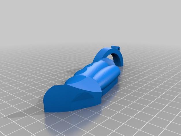 可控制转速的打孔器 3D模型  图5