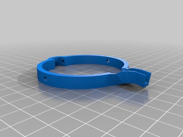 可控制转速的打孔器 3D模型  图6