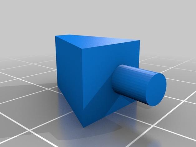 可控制转速的打孔器 3D模型  图8