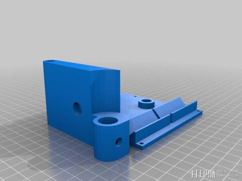 旋转电锯 3D模型  图6