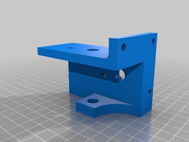XY轻型工作台 3D模型  图6