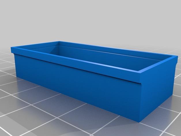 Nano 箱子 3D模型  图2