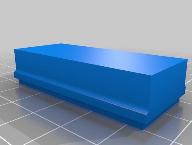 Nano 箱子 3D模型  图3