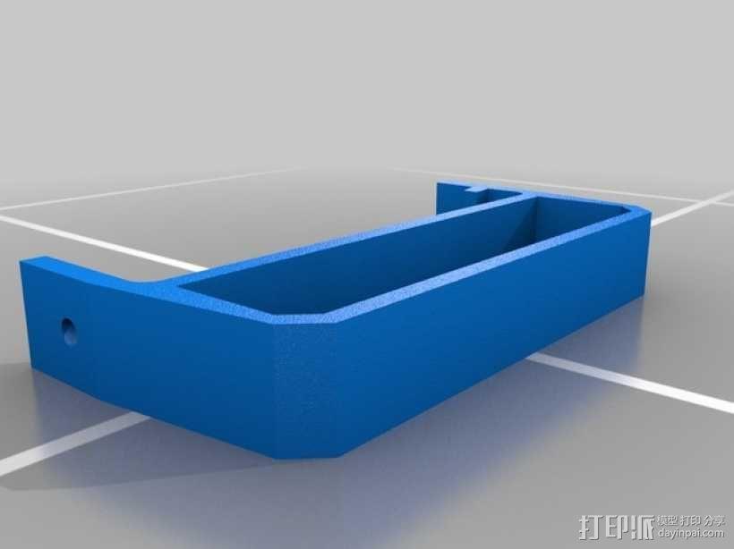 滚动台锯推进器 3D模型  图10