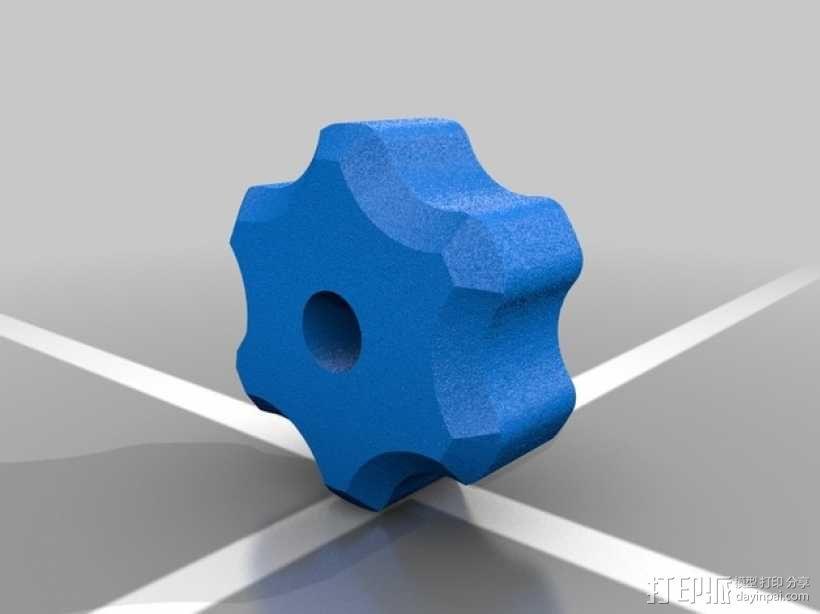 滚动台锯推进器 3D模型  图12