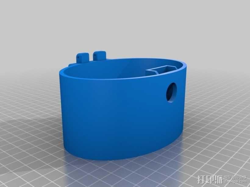 椭圆盒子 3D模型  图9