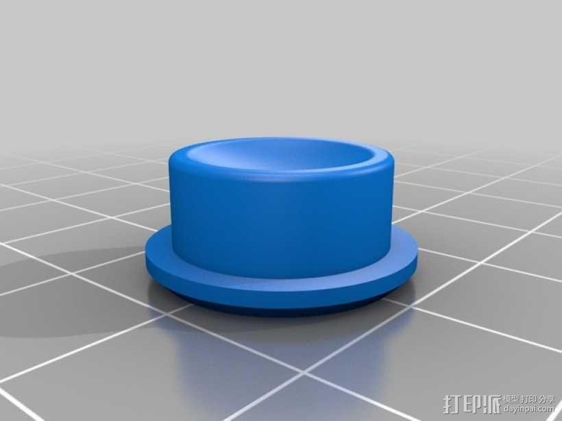 椭圆盒子 3D模型  图11