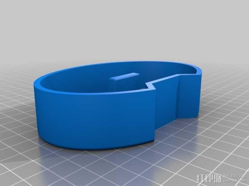 椭圆盒子 3D模型  图14
