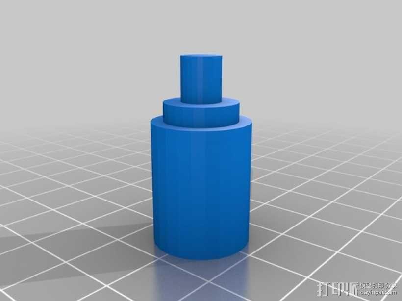 SphereBot画球机 3D模型  图11