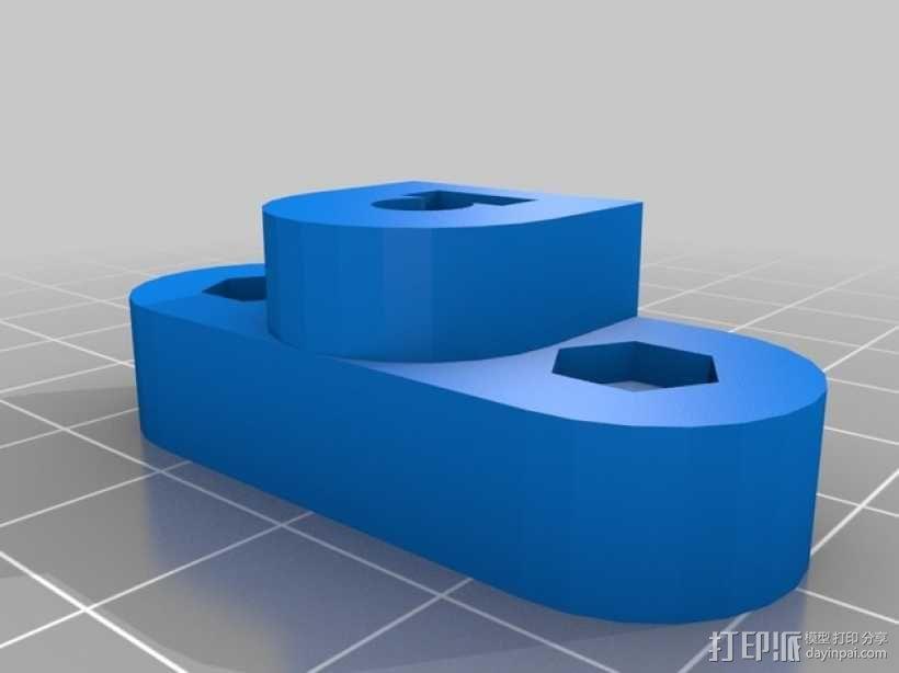 SphereBot画球机 3D模型  图13