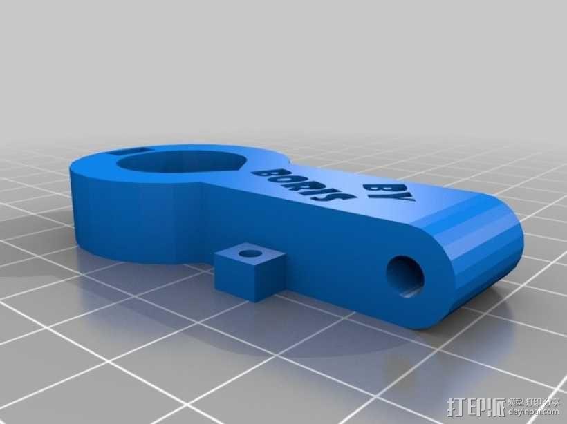 SphereBot画球机 3D模型  图15