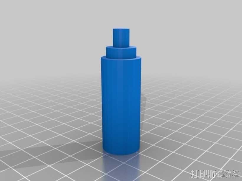 SphereBot画球机 3D模型  图18