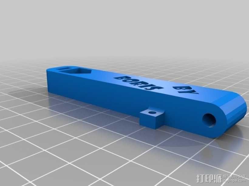 SphereBot画球机 3D模型  图19