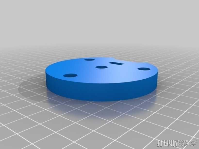 蠕动泵/软管泵 3D模型  图5