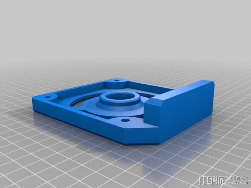 蠕动泵/软管泵 3D模型  图6