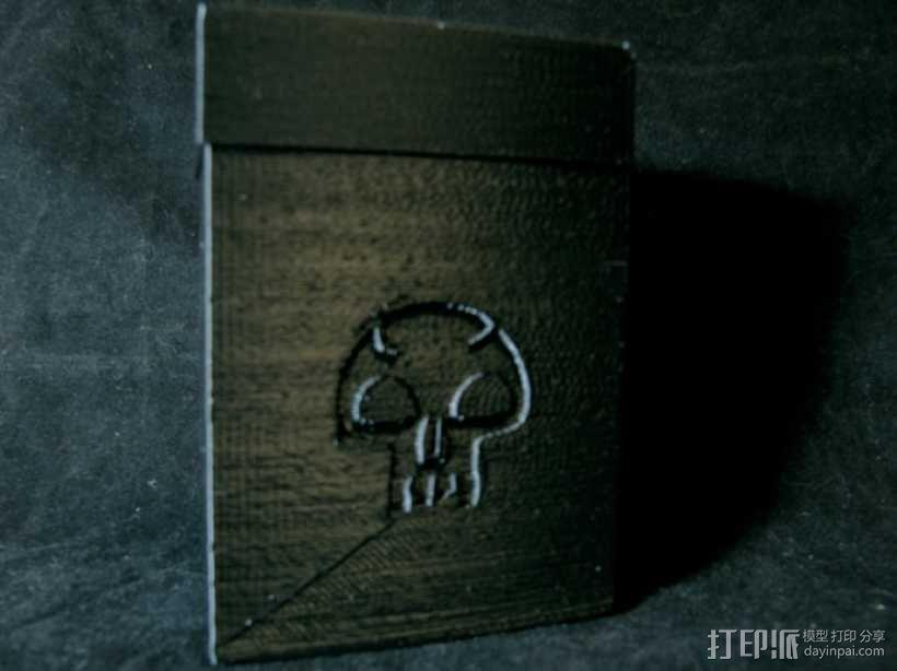 万智牌MTG卡片收纳盒 3D模型  图4