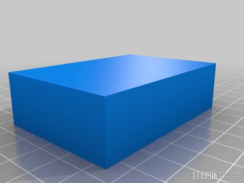 万智牌MTG卡片收纳盒 3D模型  图6
