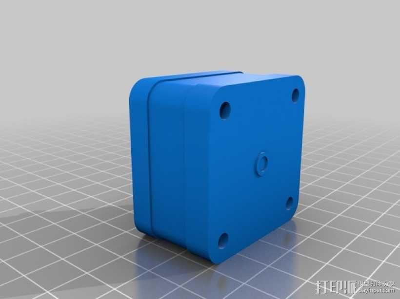 切割机 3D模型  图3
