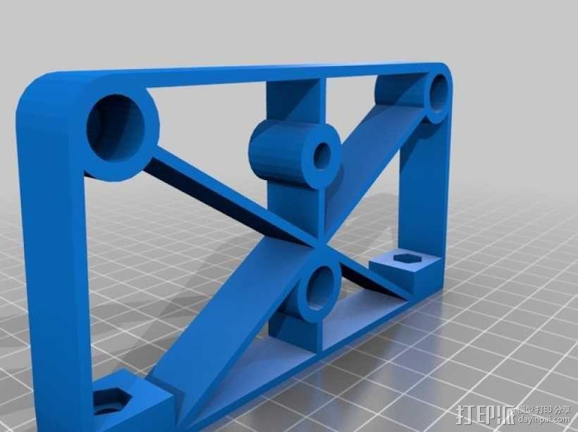 切割机 3D模型  图4