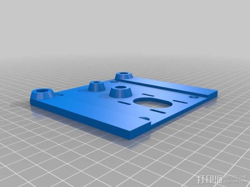切割机 3D模型  图7