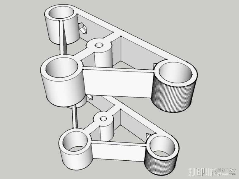切割机 3D模型  图11