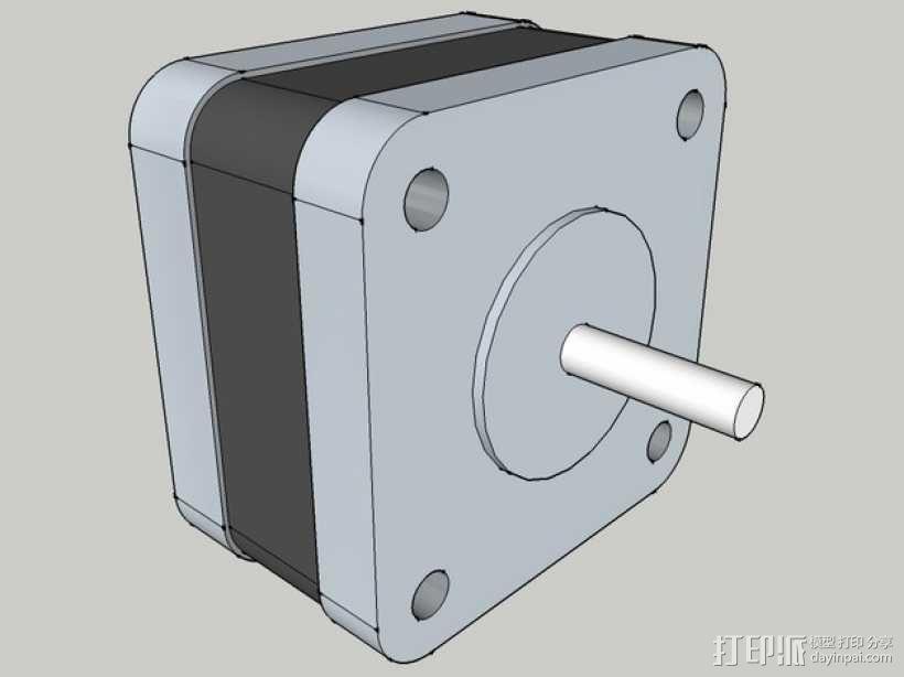 切割机 3D模型  图14