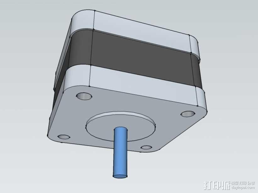 切割机 3D模型  图10