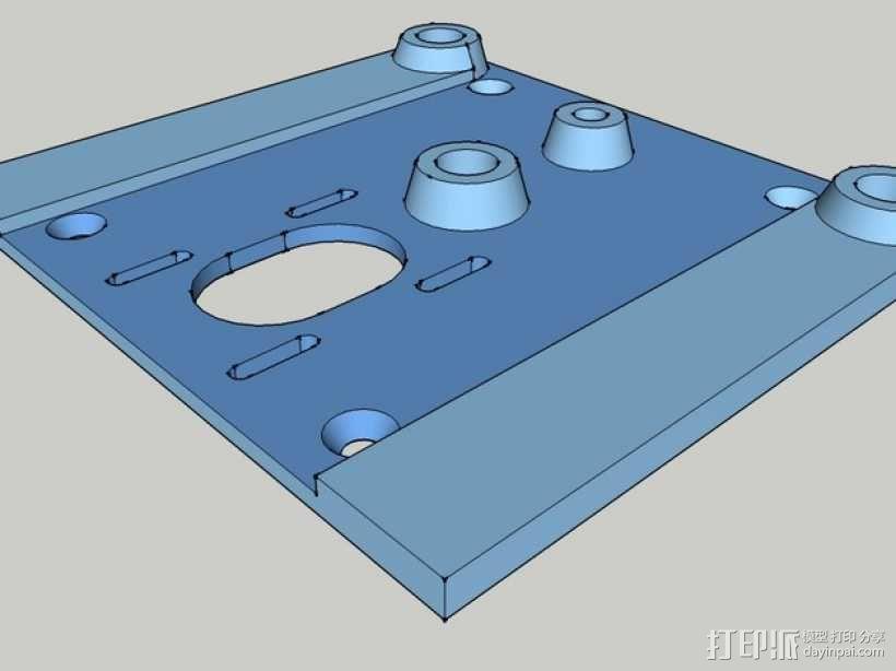 切割机 3D模型  图12