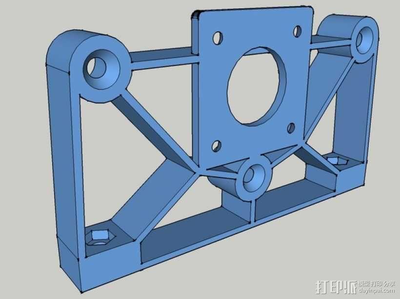 切割机 3D模型  图17