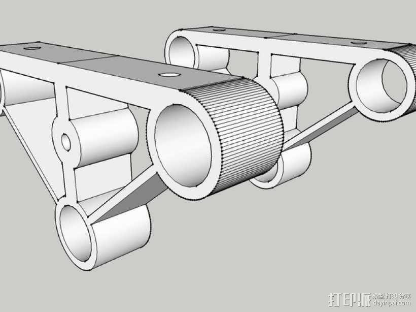 切割机 3D模型  图19
