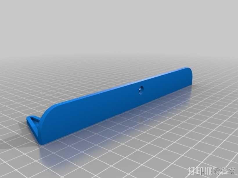螺旋扳手收纳架 3D模型  图4