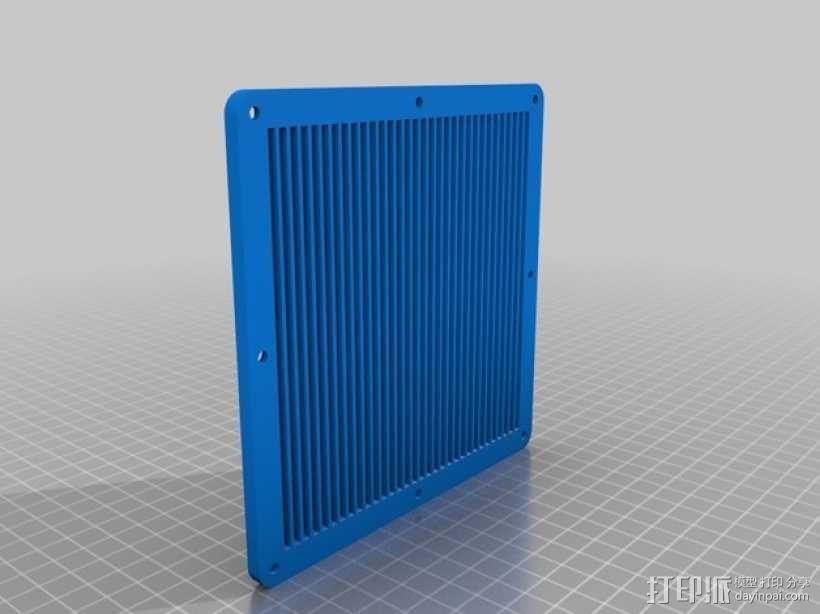 排烟机/排烟装置 3D模型  图5