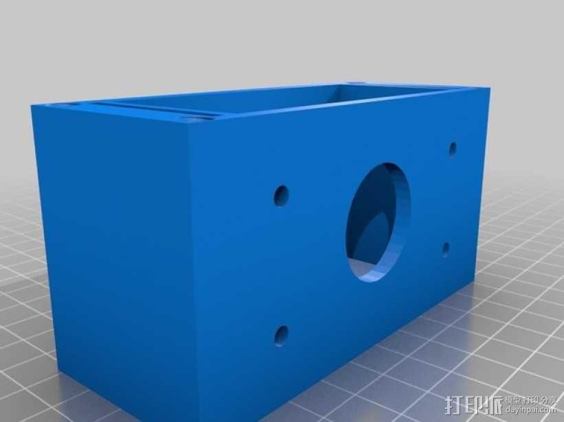 排烟机/排烟装置 3D模型  图7