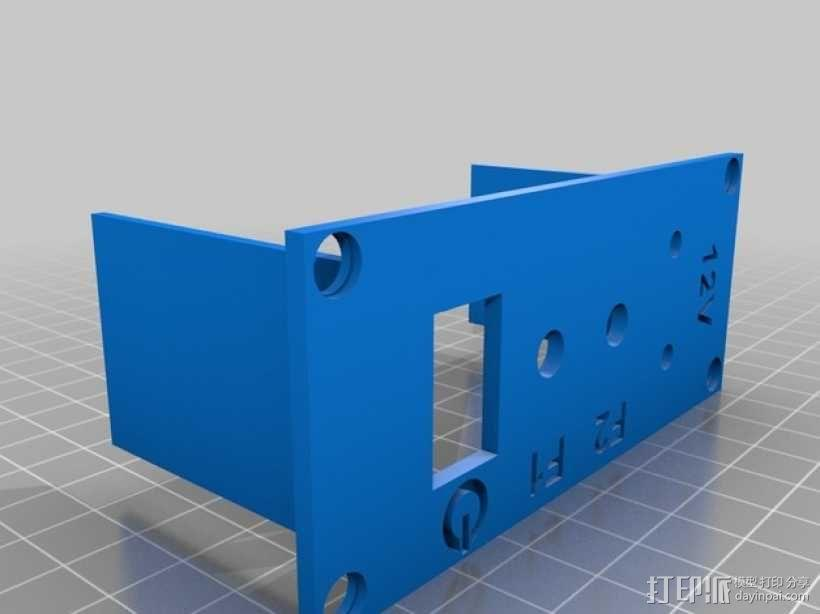 排烟机/排烟装置 3D模型  图8