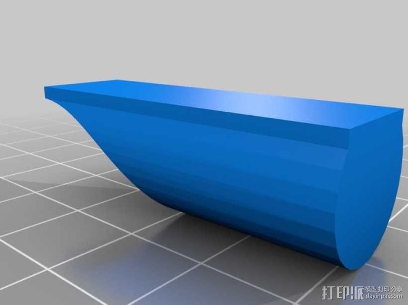 竖笛/长笛 3D模型  图5