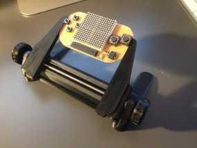 PCB虎钳 3D模型