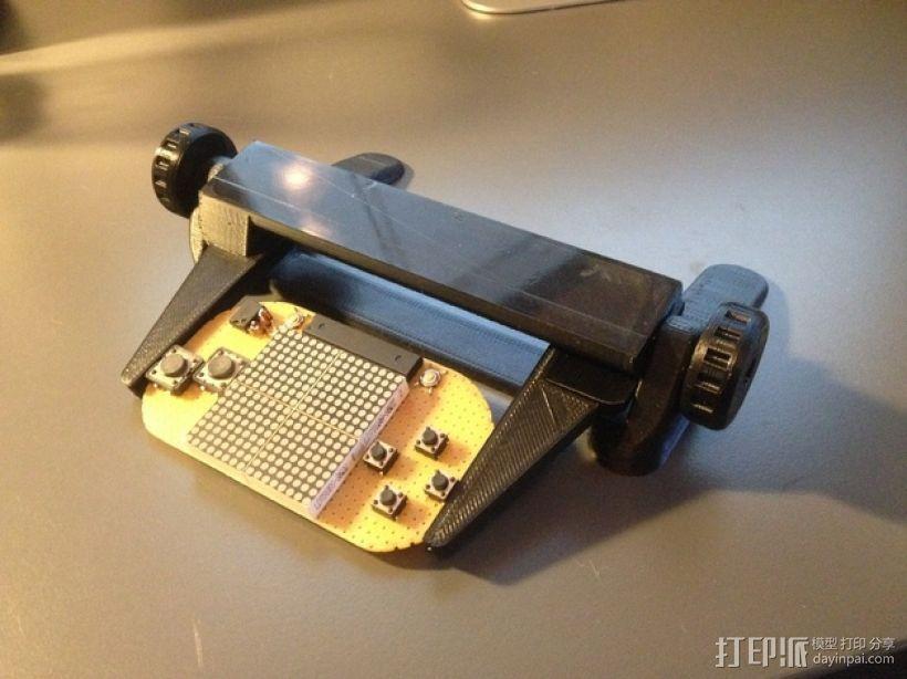 PCB虎钳 3D模型  图4