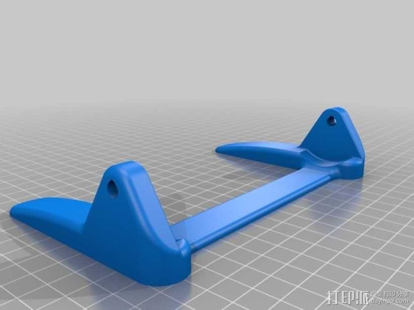 PCB虎钳 3D模型  图7