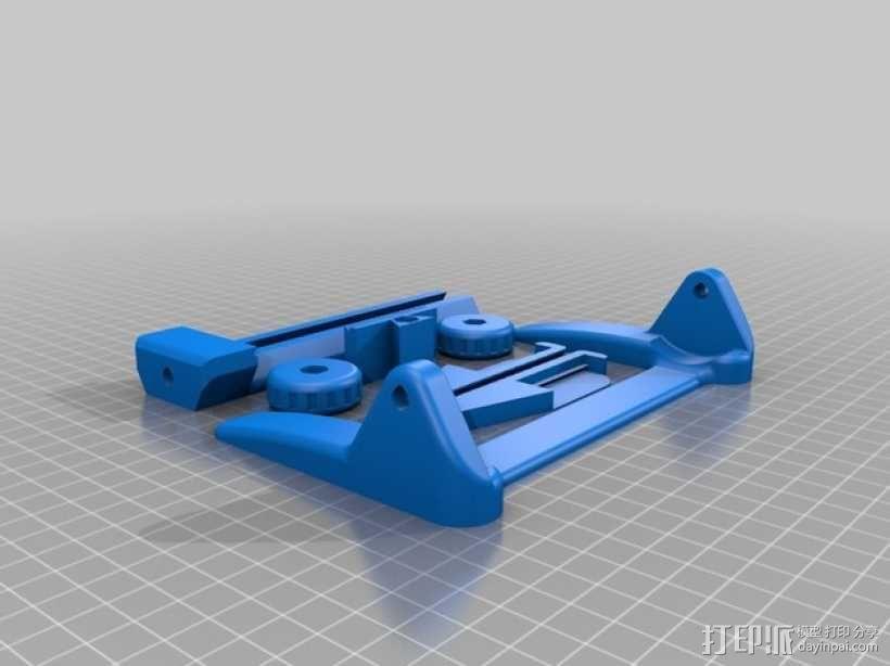 PCB虎钳 3D模型  图9