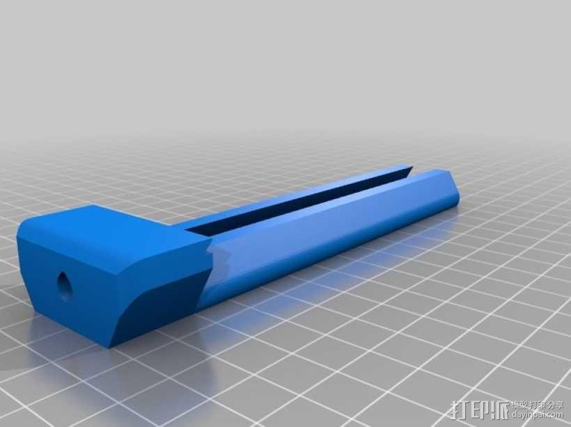 PCB虎钳 3D模型  图8