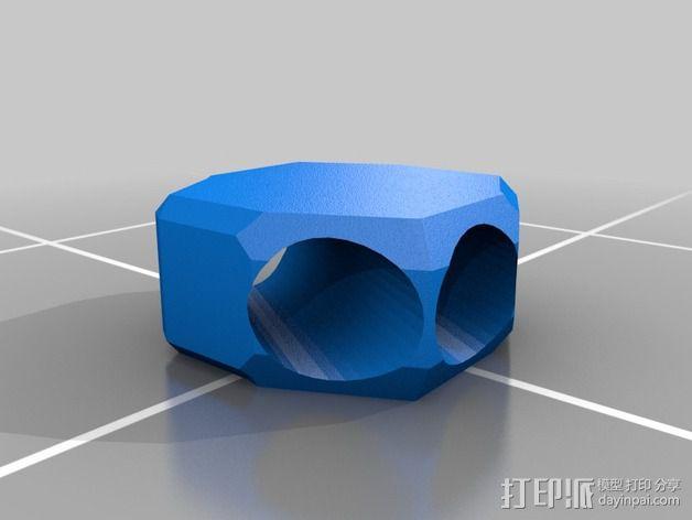 护网 3D模型  图18