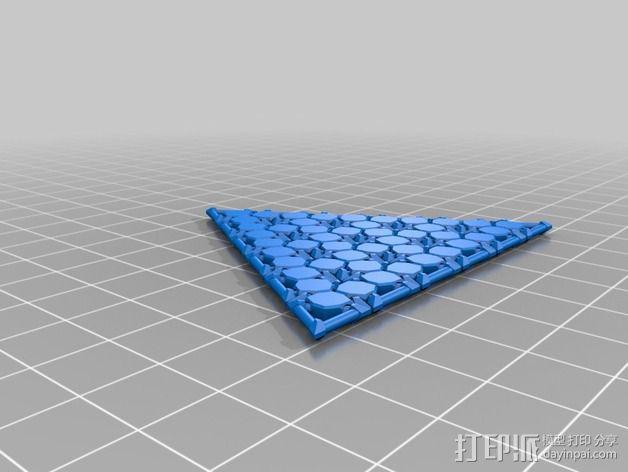 护网 3D模型  图20
